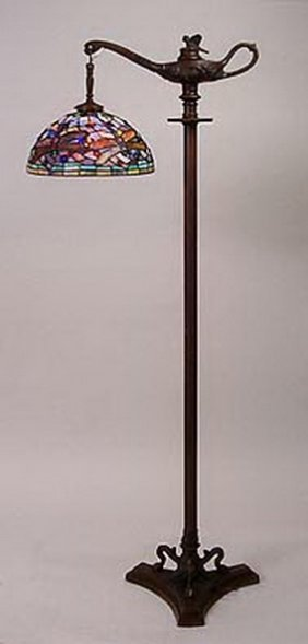 ALADDIN FLOOR LAMP