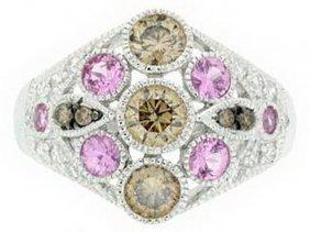 COLOR DIAMOND RING