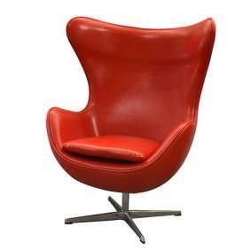 Lipstick Swivel Rocker Chair