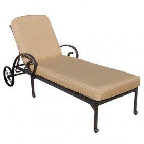 Fiesta Chaise Lounge