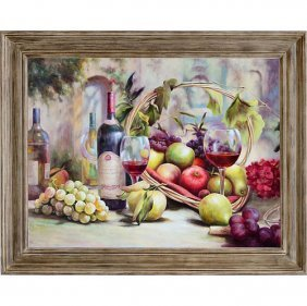 Watercolor Still Life A