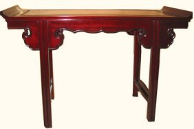 Thai Style Rosewood Altar Table