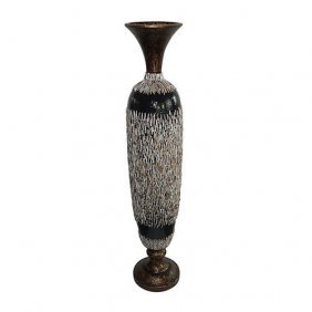 Madagascar Tall Vase