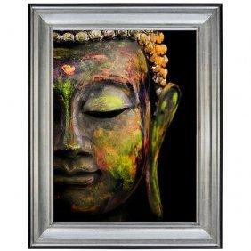 Dayglo Buddha