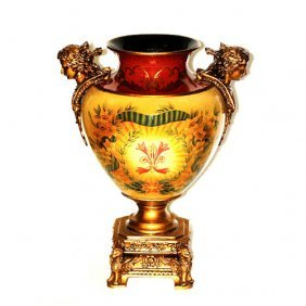 Large Ladies Vase