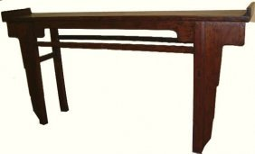"""74"""" Chinese Antique Altar Table"""