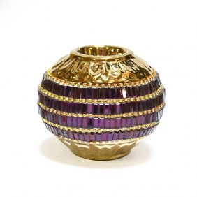 Duchess Round Vase Small