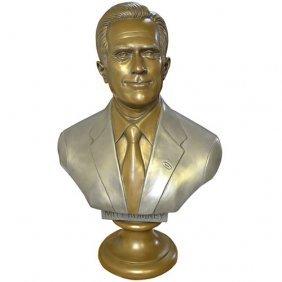 Mitt Romney Bust
