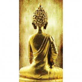 Golden Buddha Right