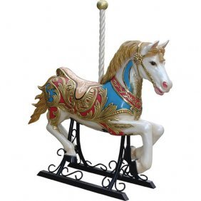 Flying Fantasy Carousel Horse