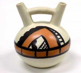 Betty Sally - American Indian Pottery Vessel Betty