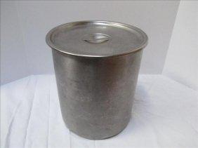 Large Vollrath Stainless Steel Stockpot