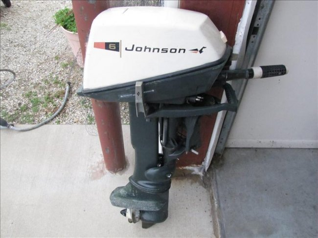 25 johnson 6 horse outboard boat motor lot 25 for 4 horse boat motor