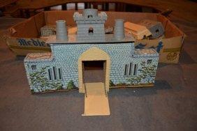 Medieval Castle Series 2000 Marx Tin Litho Toy