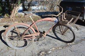 1900's Vintage Bicycle