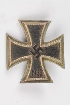 Wwii 1939 German Iron Cross Nazi Badge