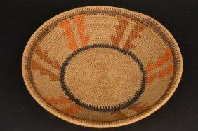 Indian Tribe Basket