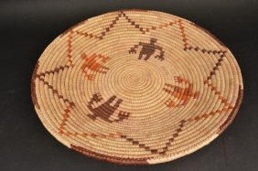 Hand Woven Indian Friendship Basket