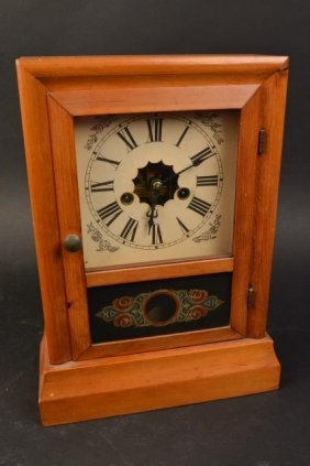 Welch Manufacturing 8 Day 30 Hours Mantle Clock