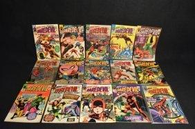 (15) Daredevil Marvel Comics Silver Age