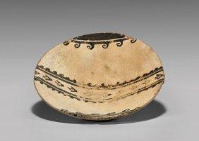 Greek Island Pottery Bowl