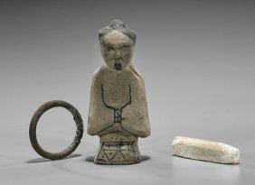 Three Archaic Chinese Items