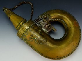 Ottoman Janisarie Powder Horn