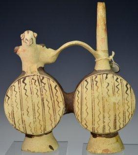 Chancay Pottery Vessel