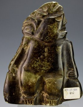 Guerrero Mezcala Stone Figure