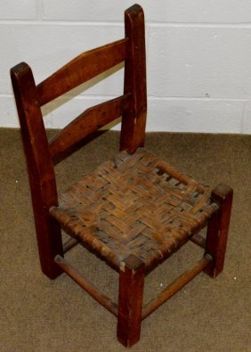 Antique Shaker Child's Chair