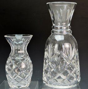Waterford Crystal Carafe Grouping