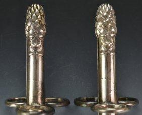 Christofle Silver Aspargus Tongs