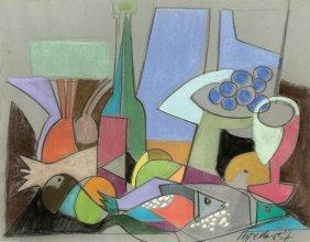 Rudolf Bredow 1909 Berlin - 1973 Nienburg - Stillle