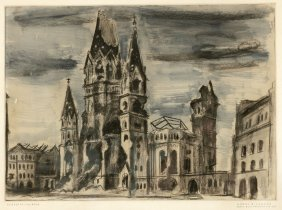 Hans Goetsch 1892 Gartz/Oder - 1981 Berlin - Die Ge