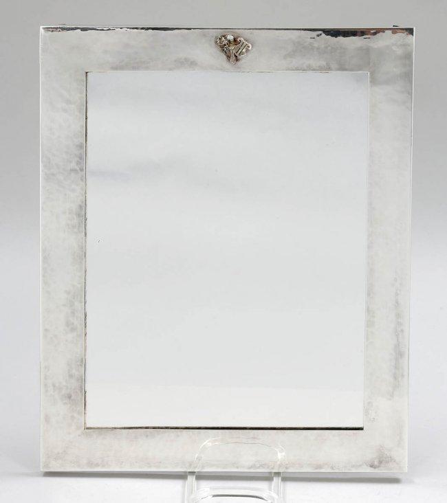 spiegel mit engel herbert zeitner l neburg u lot 724. Black Bedroom Furniture Sets. Home Design Ideas
