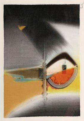 Hans Jaenisch 1907 Eilenstedt - 1989 Nebel Au