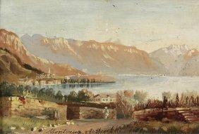 Künstler Des 19. Jahrhunderts - Montreux Et D