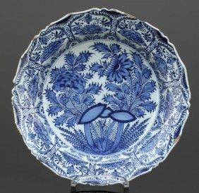 Teller De Porceleyne Bijl, Delft 2. Hälfte 18