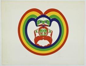3pc Art Thompson (1948-2003 Nuu-chah-nulth) Early