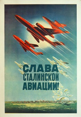 Viktorov, Valentin, [glory Stalin's Aviation] Soviet