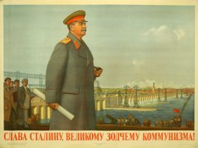 Belopolsky, Boris, [glory Stalin, The Great Architect