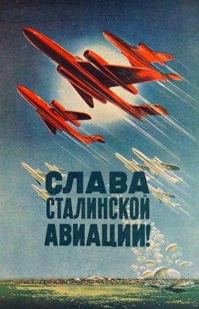 Viktorov, Valentin, [glory Stalin's Aviation] Soviet