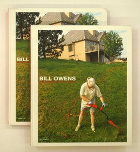 Bill Owens, Photography By Bill Owens Hardcover Books
