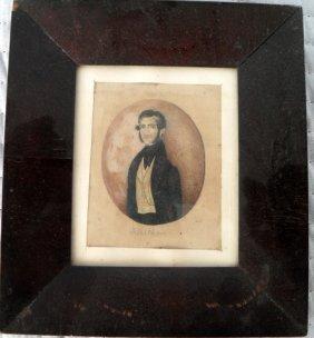 W/C -  Colonial Maine Gentleman
