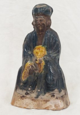 Chinese Ming Dynasty 13-15 Century Figurine
