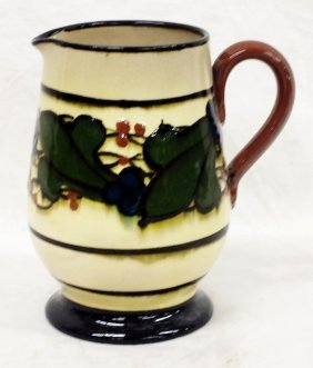 Torquay Pottery Pitcher