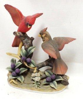 Andrea By Sadek Cardinal Figurine