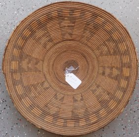 Large Tribal Basket