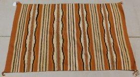 Wide Ruins Navajo Weaving