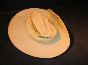 Old Pacific Combat Hat